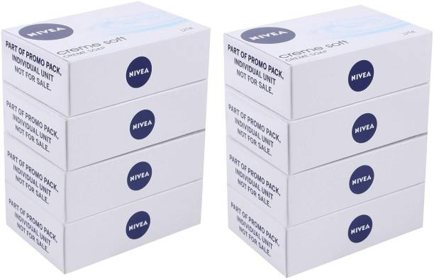 NIVEA soap (4Nx125gm) SET OF 2