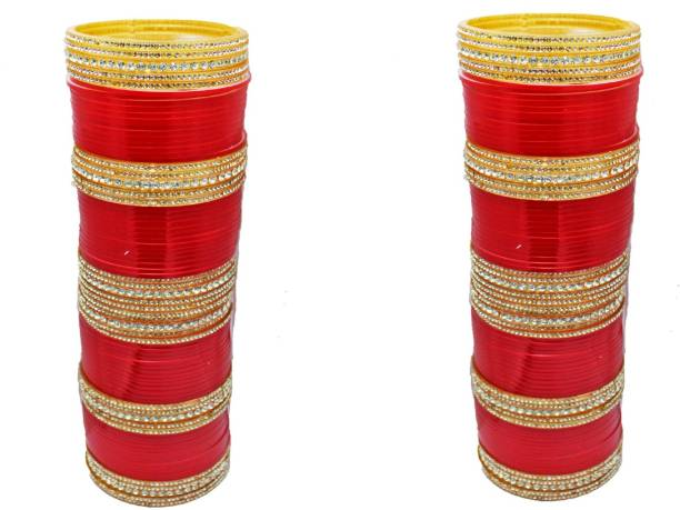 2c7f6fd8cb535a Bridal Bangles - Buy Bridal Bangles online at Best Prices in India ...