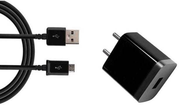 Vooy Xio_omi 4A, Xio_omi 5a, Xio_omi Note 4, Xio_omi 3S Prime, Xio_omi Note 3, Xio_omi Mi Max , Xio_omi Note 5, Xio_omi Note Charger 2 AMP Adapter Like Wall Charger With 1 Meter Micro USB Cable Charging Cable Data Cable 2 A Mobile Charger with Detachable Cable