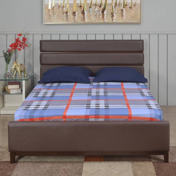 @Home by nilkamal Stanford Solid Wood Queen Bed