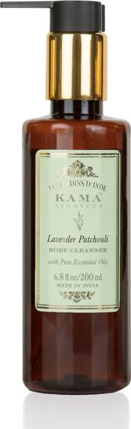 KAMA AYURVEDA Lavender Patchouli Body Cleanser