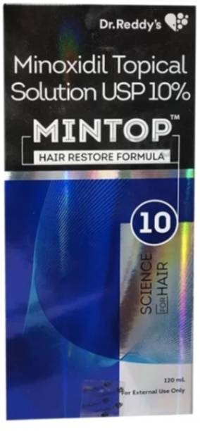 Dr Reddy Mintop 10% Solution