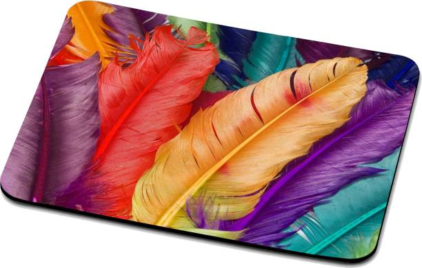 RADANYA Feather Mouse Pad 27160 Mousepad