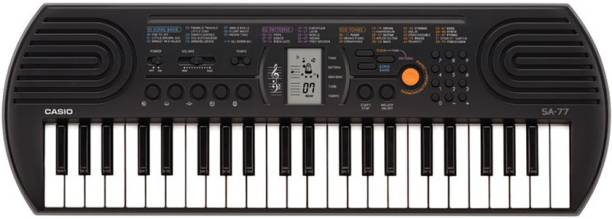 CASIO SA-77 KM16A Digital Portable Keyboard