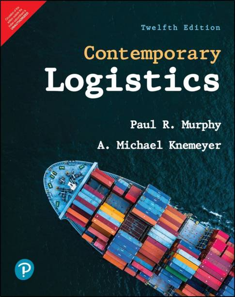 Contemporary Logistics | Twelfth Edition | By Pearson