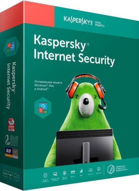 Kaspersky Internet Security 1.0 User 3 Years