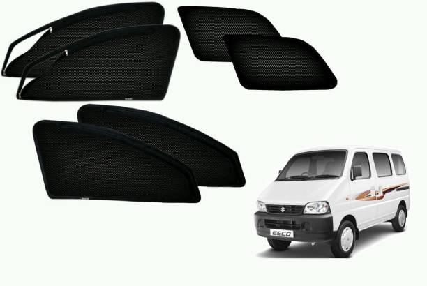 MOCKHE Side Window, Rear Window Sun Shade For Maruti Suzuki Eeco