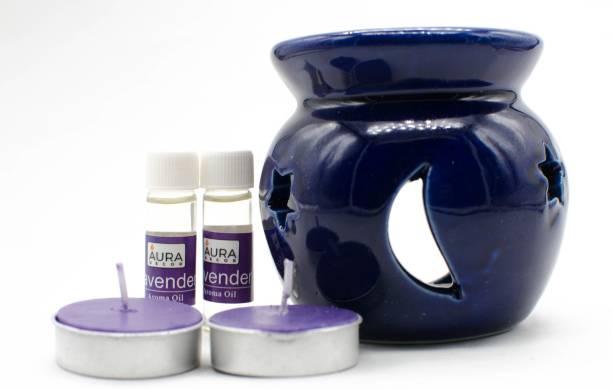 AuraDecor Lavender Diffuser Set