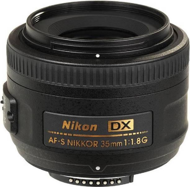 Nikon AF S DX NIKKOR 35 mm f/1.8G Lens