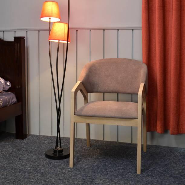 @home by Nilkamal Caprica Fabric Living Room Chair