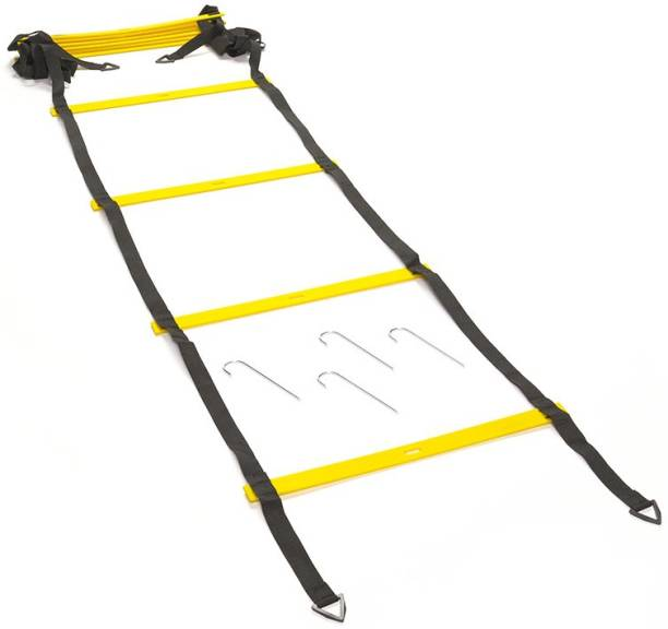 Sixer Agility Ladder For Training ( 4 mtr ) Speed Ladder