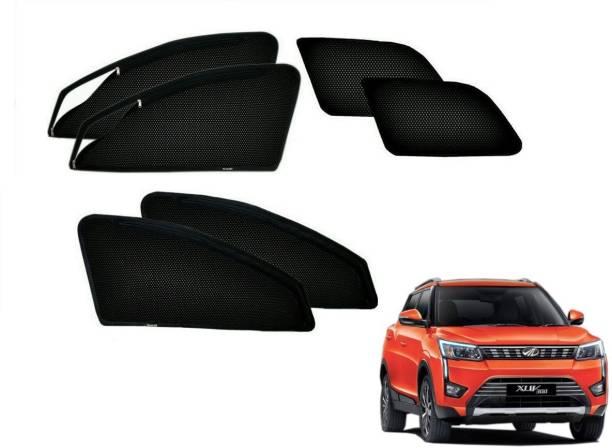 Auto Hub Side Window Sun Shade For Mahindra XUV