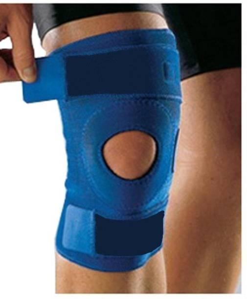 c7da4f95d568 Leosportz Original Neoprene pain relief open patella knee support knee cap  Knee Support