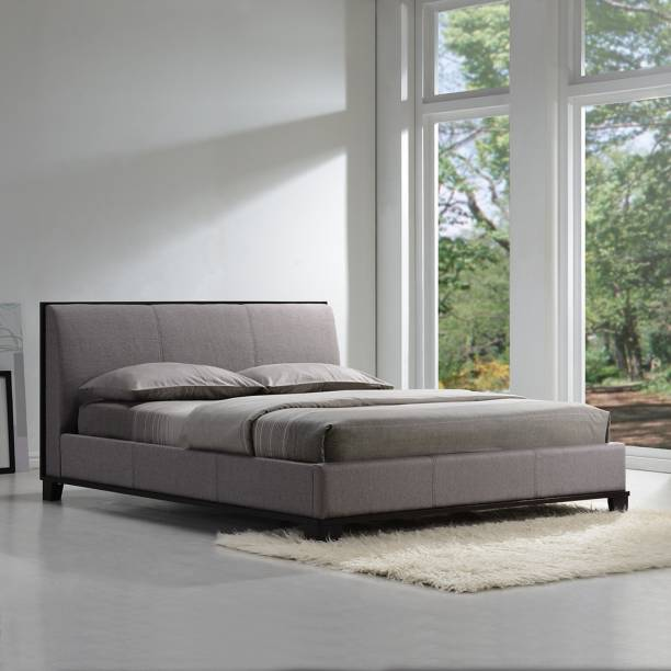 RoyalOak Flora Engineered Wood Queen Bed
