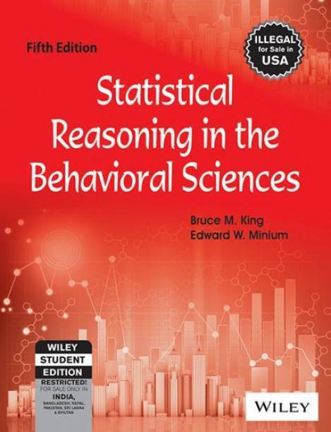 Statistical Reasoning in the Behavioral Sciences 5th Edition