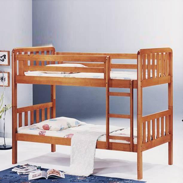 RoyalOak Tulip Solid Wood Bunk Bed