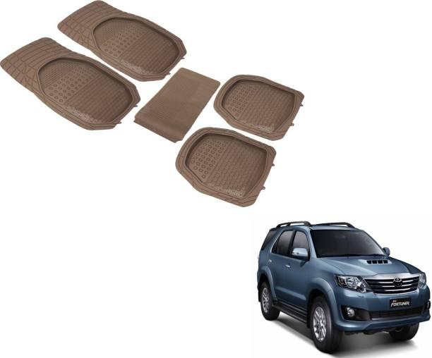 Autyle PVC (Polyvinyl Chloride) Standard Mat For  Toyota Fortuner