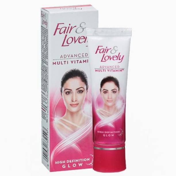 Fair & Lovely Advanced multi vitamin hd glow fairness cream 50g