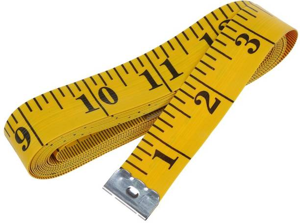 OFIXO Top Quality Durable Soft 1.50 Meter 150 CM Sewing Tailor Tape Body Measuring Measure Ruler Dressmaking Measurement Tape