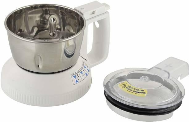 Panasonic 400 Ml Chutney Jar With Safety Lock - Color May Vary (Black / White) Mixer Juicer Jar