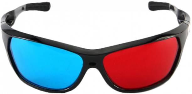 116075ec3198 DOMO CM610P Anaglyph Passive Cyan and Magenta 3D Glasses Video Glasses