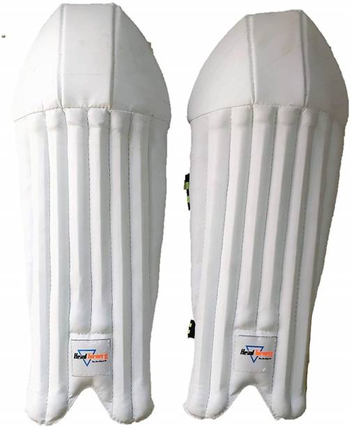 HeadTurners Cricket Wicket Keeping Legguard Pads (Youth) Cricket Thigh Guard