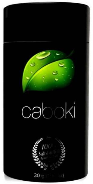 Caboki Hair Building Fiber Black Medium Hold Hair Volumizer Hair fibers