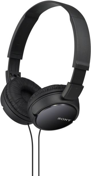 SONY ZX110 Wired without Mic Headset