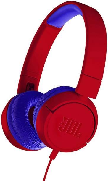 JBL JR 300 Kids Wired Headphone