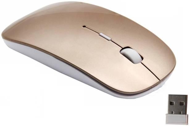 RETRACK 2.4Ghz Brisk Series Sleek Design Ultra Slim Wireless Optical Mouse