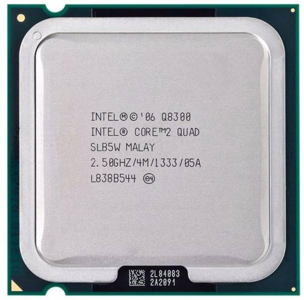 Intel Core 2 Quad Q8300 2.5 GHz LGA 775 Socket 4 Cores 4 Threads Desktop Processor