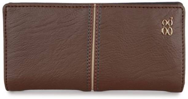 Baggit Women Casual Brown Artificial Leather Wallet