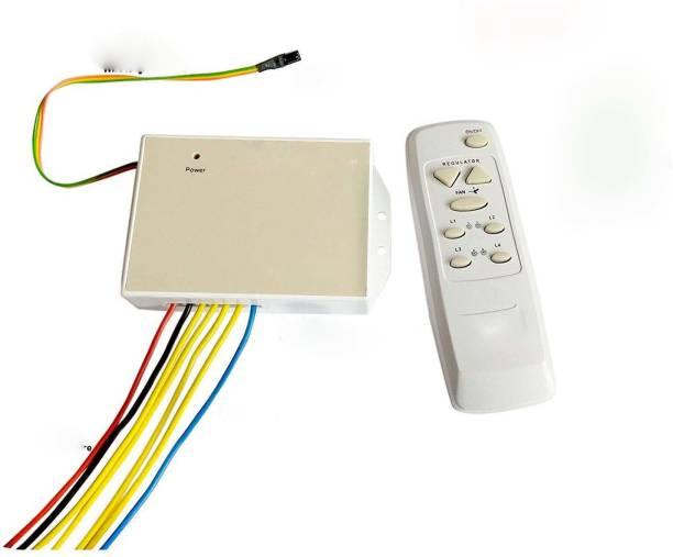Shekhar Telesystems 20 A Four Way Electrical Switch