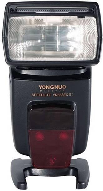 Yongnuo YN568EX III 2.4G TTL High Speed Sync Wireless Flash Speedlite Flash