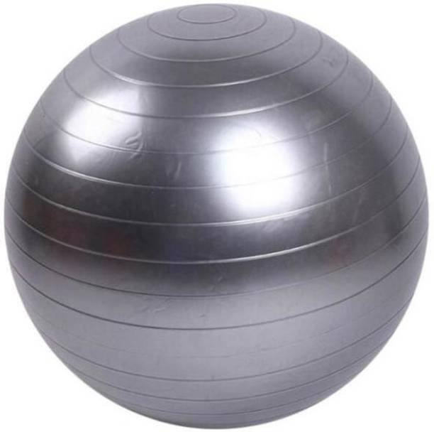 NIRVA Exercise Yoga Ball - Burst Resistant Fitness Balls, Ideal for Yoga Abs and Core Gym Ball