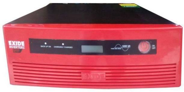 EXIDE GQP1050VA Inverter 1050VA Pure Sine Wave Inverter