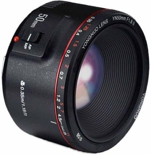 Yongnuo YN50mm Version II F1.8 Canon Lens