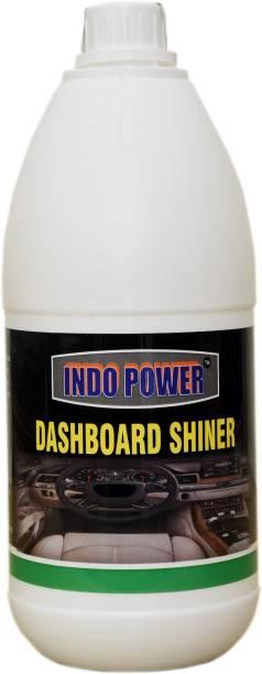 INDOPOWER DASHBOARD SHINER 1ltr. 1000 ml Wheel Tire Cleaner