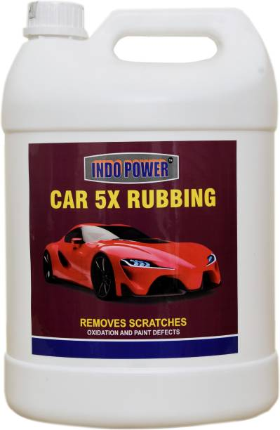 INDOPOWER CAR 5X RUBBING 5kg. 5000 ml Wheel Tire Cleaner