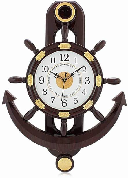 VERBIER Analog 45 cm X 30 cm Wall Clock