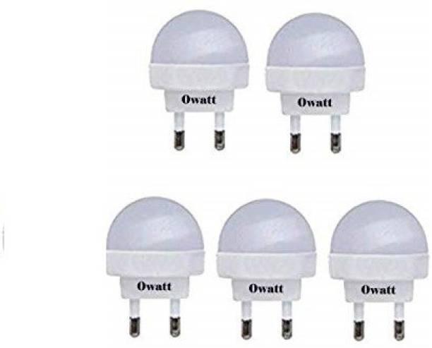 Kotsun 0 W Round B27 LED Bulb