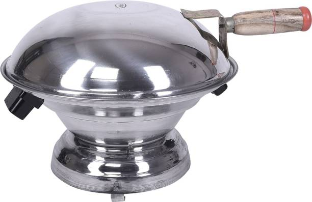 Arihant's Aluminium Gas Oven Compatible with Glass Top Stoves- Gas Grill