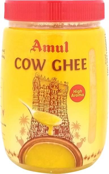 Amul High Aroma Cow Ghee 500 ml Plastic Bottle