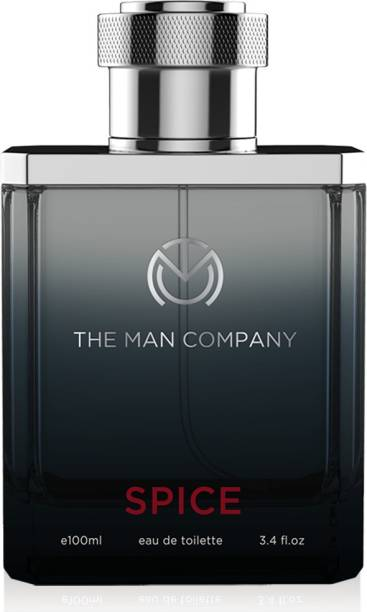THE MAN COMPANY Spice Perfume Eau de Toilette  -  100 ml