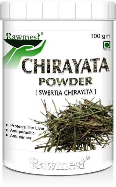 Rawmest Pure Nepali Chirayata - Swertia chirayita Powder