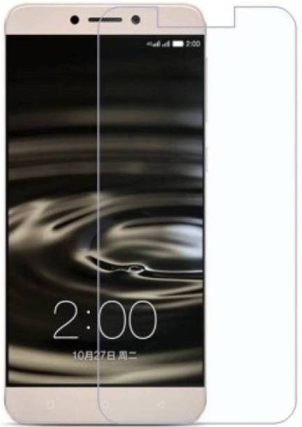 kmPPoWeR Tempered Glass Guard for Leeco Le 1s