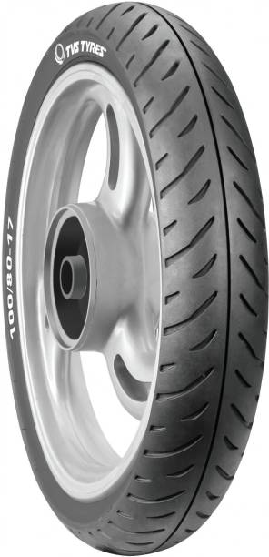 TVS TYRES 3MCY5018723011 100/80-17 ATT230F Front Tyre