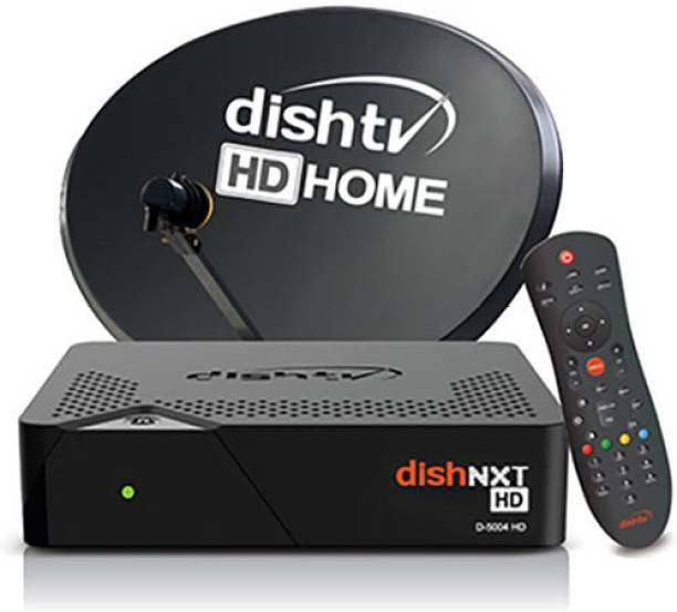 Dish TV - Buy Dish TV Connection Online at Best Prices in India