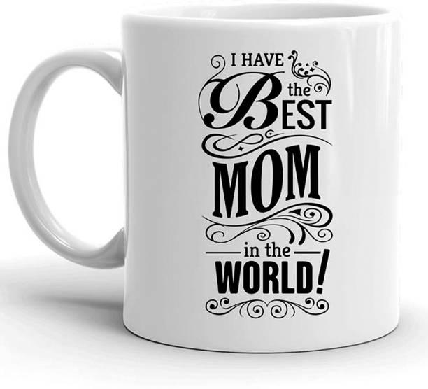 blinkNshop Best MOM in the World Ceramic Coffee Mug