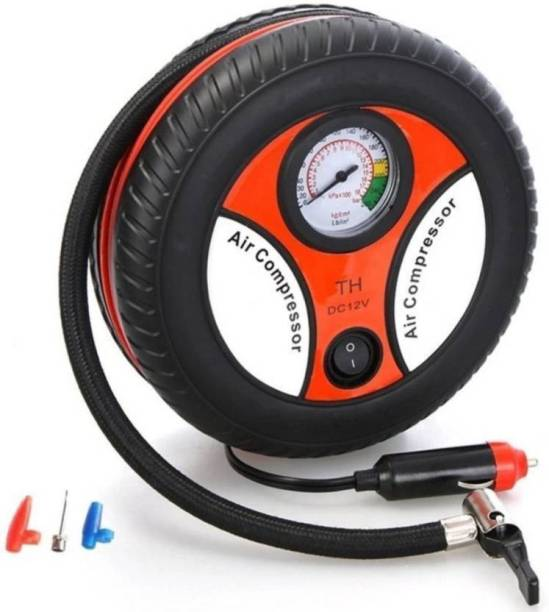 Aatrangi 260 psi Tyre Air Pump for Car & Bike